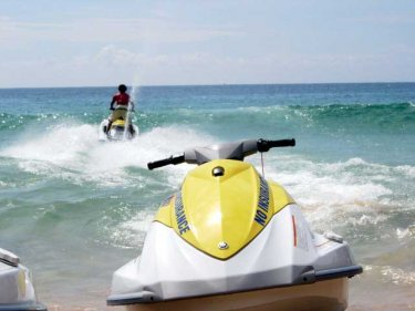 Jet ski hire in Thailand