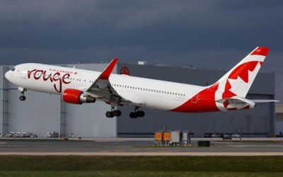 Say Hello To Air Canada Rouge