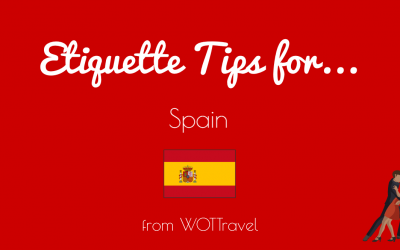 How to make sure you're welcomed by the locals in…. Spain