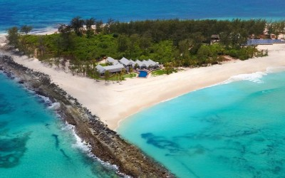 Hire Your Own Tanzanian Island By The Night
